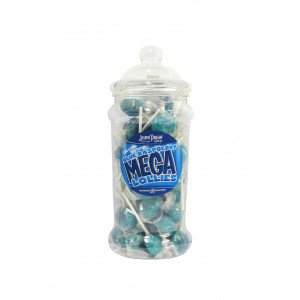 Blue Raspberry Lollies 1Kg Victorian Jar