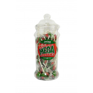 Watermelon Lollies1kg Victorian Jar