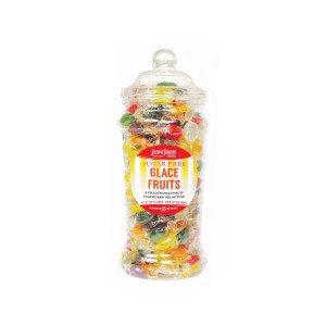 Glace Fruits Sugar Free 1.2kg Victorian Jar