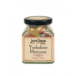 Yorkshire Mixtures 180g Glass Jar