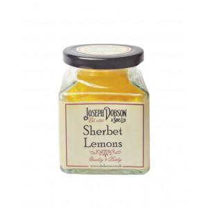 Sherbet Lemons 170g Glass Jar