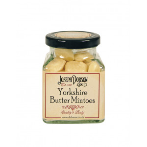 Butter Mintoes 180g Glass Jar