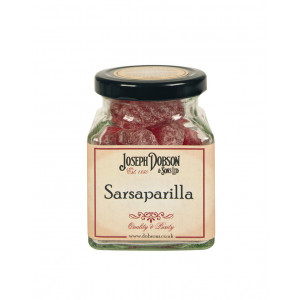 Sarsaparilla 180g Glass Jar