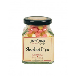 Sherbet Pips 180g Glass Jar