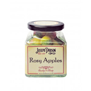 Rosy Apples 160g Glass Jar