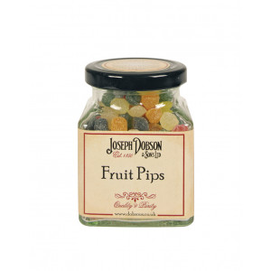 Fruit Pips 180g Glass Jar