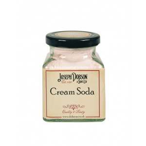 Cream Soda 160g Glass Jar