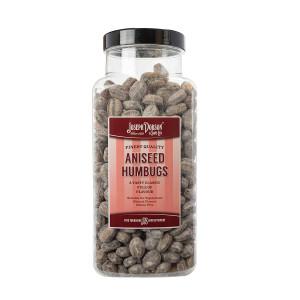 Aniseed Humbugs 2.72kg Large Jar