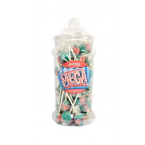 Candy Floss Lollies 1Kg Victorian Jar