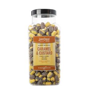 Caramel & Custard 2.72kg Large Jar
