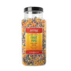 Fruit Pips 2.72kg Large Jar