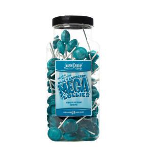 Blue Raspberry 90 Lollies Per Jar