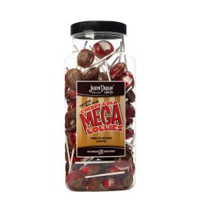 Cherry Cola 90 Lollies Per Jar