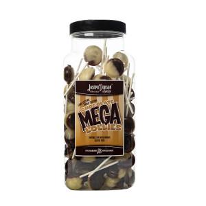 Chocolate 90 Lollies Per Jar