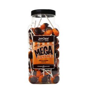Chocolate Orange 90 Lollies Per Jar