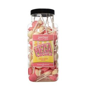 Marshmallow 90 Lollies Per Jar