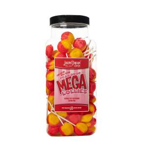 Pear Drop 90 Lollies Per Jar