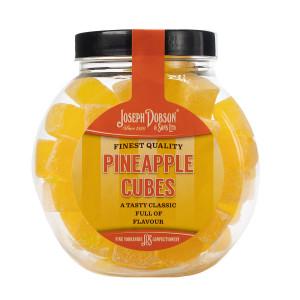 Pineapple Cubes 400g Small Jar
