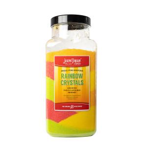 Rainbow Crystals 2.72kg Large Jar