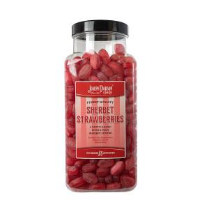 Sherbet Strawberries 3.0kg Large Jar