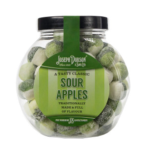 Sour Apples 400g Small Jar