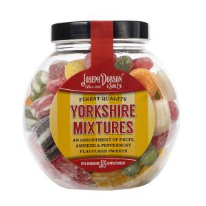 Yorkshire Mixtures 400g Small Jar