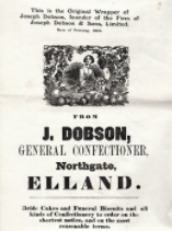 Joseph Dobson and Sons Story